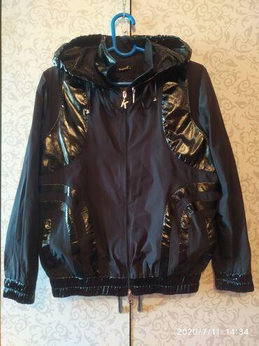 Куртки - Лебединовка: Куртка-Бомбер. б/у 48-50 размер. 400сом.БЕЗ ТОРГА.Находится в
