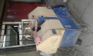 шлакоблочный станок в Кыргызстан: Станок для резки штапиков, станок-утюг, станок для приготовления