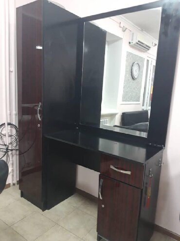 рамка для зеркала в Кыргызстан: Продаю 3 зеркала для парикмахеров цена за одно зеркало