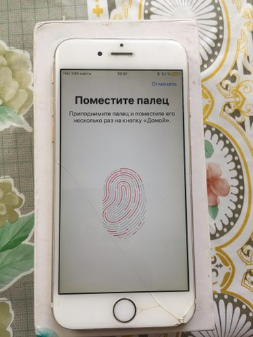 Iphone 6 128гб  в Бишкек