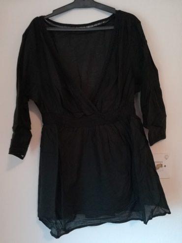 Košulje i bluze | Pozega: Jagger crna tunika, jednom obucena, m vel, jako lagana