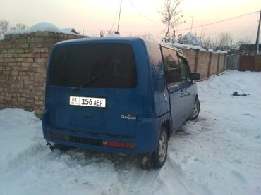 Honda Mobilio 2003 в Бишкек
