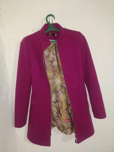 Пальто(Осень/Весна )цвет приятный)состояние хорошее)размер
