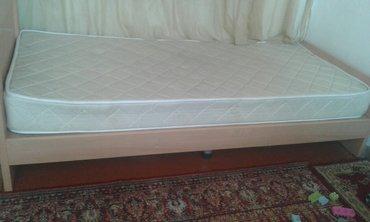 """кровать с матрасом от фирмы """"лина"""" в Бишкек"""
