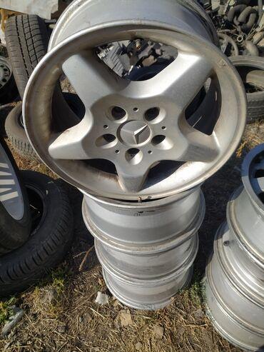 купить диски р 16 в Кыргызстан: Мерседес мл 163 диски R 16 из германии