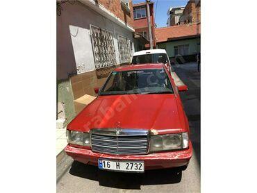 Mercedes-Benz 190 2 l. 1987 | 350000 km
