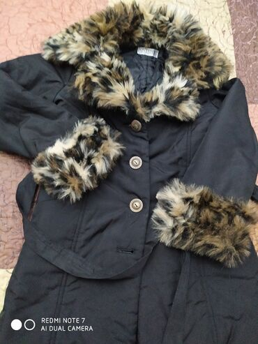 Зимние пальто с мехом. Очень теплая. Сост.хор. 1000с