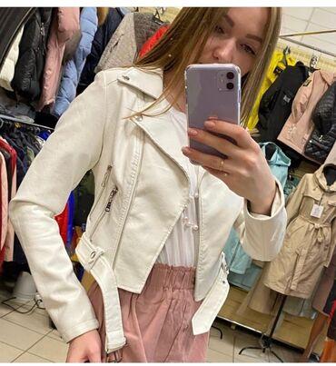 Очень срочно продаю  Новый кожаный куртка  Ткань Натуральный кожа  Из