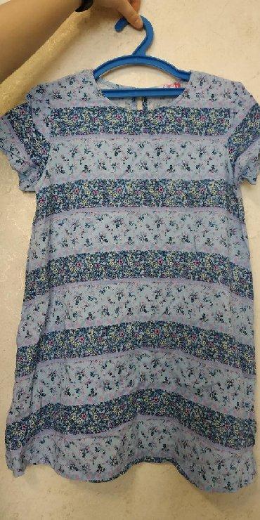 платье в Кыргызстан: Обалденное платье на девочку ! Лёгкоеприятное к телу! Села,размер 12