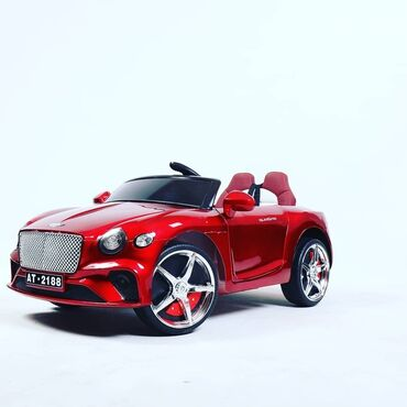 Uşaq dünyası - Azərbaycan: 6 yaşa qədər uşaqlar üçün Bentley AT2188. Max 12 km/s sürətlə hərəkət