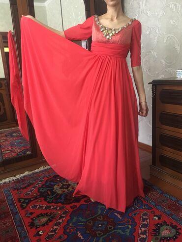 vechernee plate rossija в Кыргызстан: Prodayu shikarnoe vechernee plat'e odevala 1 raz, v ideal'nom