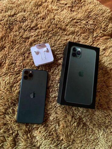 IPhone 11 Pro Max | 256 GB | Yaşıl | İşlənmiş