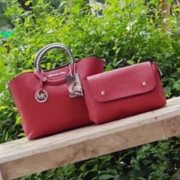 """сумки по низким ценам в Кыргызстан: Сумочка Женская Michael Kors (двойка).Магазин сумок """"Eleganzza"""" -"""