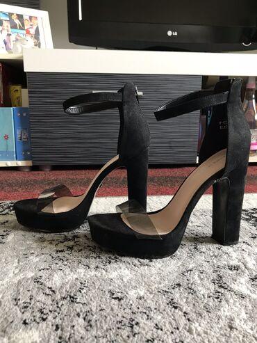 Ženska obuća | Palic: Štikle, na fotografijama su prikazani tragovi korišćenja