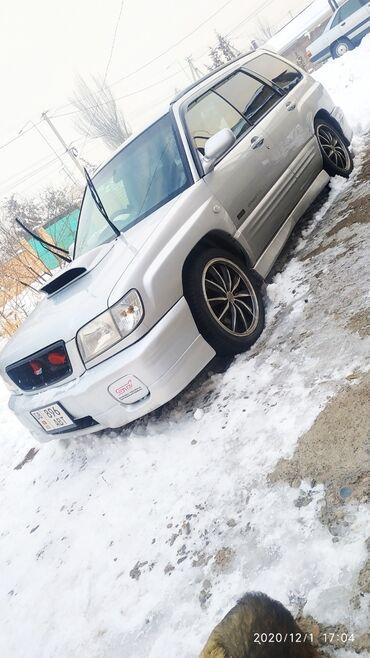 диски 4х108 в Кыргызстан: Subaru Forester 2.5 л. 2001 | 155555555 км