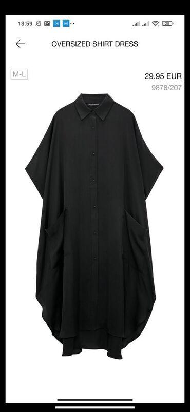 Dress Oversize Zara L