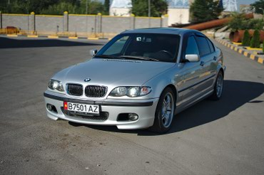 билеты ав в Кыргызстан: BMW 325 2.5 л. 2005 | 79000 км