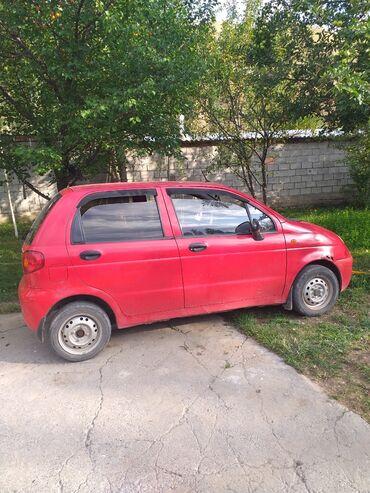 Daewoo в Гульча: Daewoo Matiz 0.8 л. 2006 | 167923 км