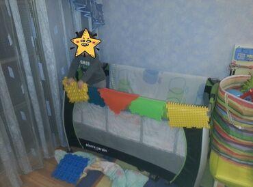 2708 объявлений: Кроватка детская Pierre CardinКроватка-манеж.Состояние хорошее