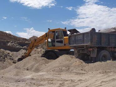 Дом и сад в Ак-Джол: Песок песок песок доставка