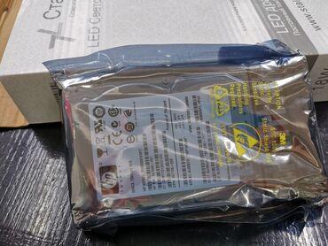 Серверные SAS HDD 500GB 7200RPM НОВЫЕ ! С салазками!серверные жесткие