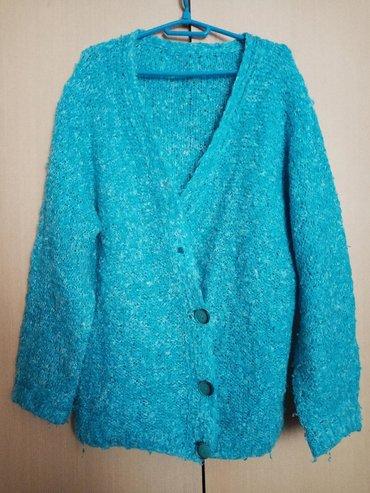 Ženski štrikani džemper,univerzalna veličina