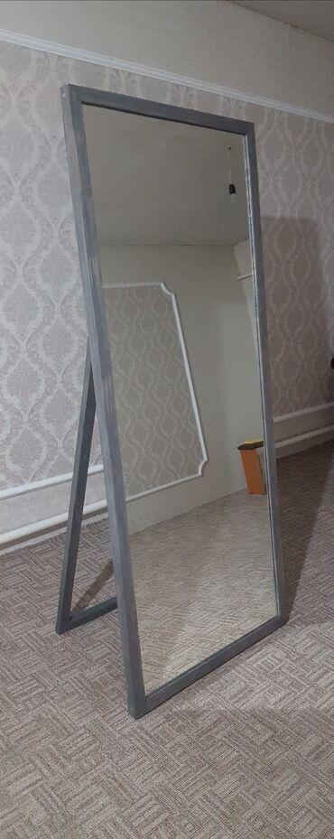 напольное пианино в Кыргызстан: Зеркало напольное. Лофт. Минимализм.   Последняя по низкой цене!!! Р