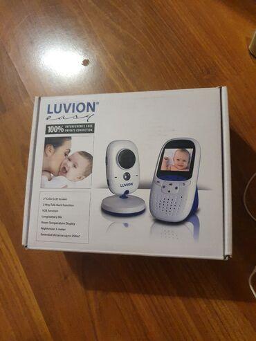 Продам видео няню фирмы Luvion. С микрофоном, цветным видео поддержкой