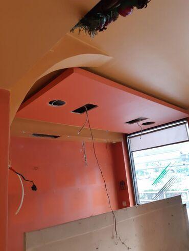 Izvodimo gipsarske radove:  *pregradni zidovi *oblaganje zidova *plaf