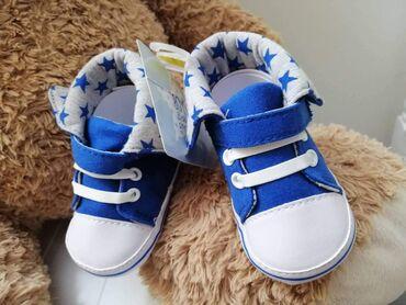 Dečija odeća i obuća - Knjazevac: Nehodajuce patike Veličina od 6-9 meseci