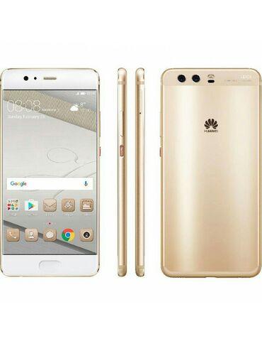 5 barmaq - Azərbaycan: Huawei P10 Gold. Full HD ekran, Metal korpus, barmaq izi, uz tanima