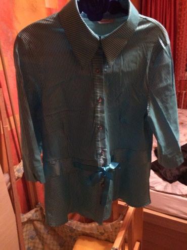 Продаю рубашку женскую новая в Бишкек