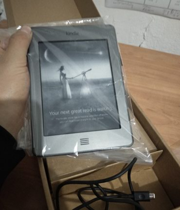 Book reader Amazon kindle touch.Месяц назад был в Бишкек