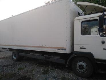 Грузовой и с/х транспорт в Базар-Коргон: Ман 12 232 састаня зынк кузов узуну 7.30