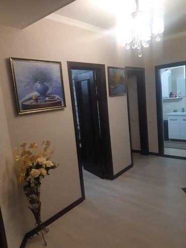 кирпичный завод в бишкеке в Кыргызстан: Продается квартира: 3 комнаты, 72 кв. м