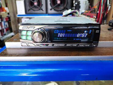 Электроника - Пригородное: Продаю полупроцессорную магнитолу Alpine CDA-9851 урезанный аналог