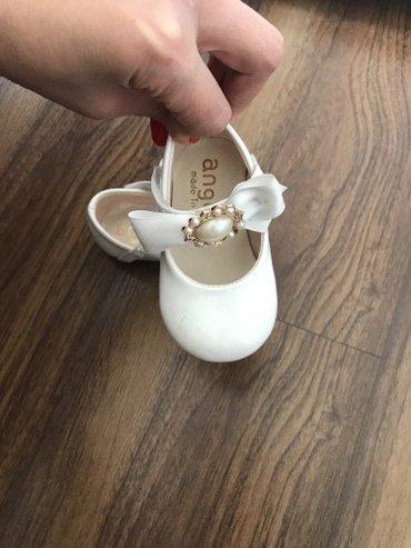 Туфли  Одевали один раз на др  Размер:18 Покупали за 3000 в Винни пух в Бишкек