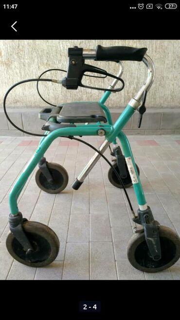 ходуном чико в Кыргызстан: Продаются б/у ходунки для взрослых!Характеристика: ходунки на
