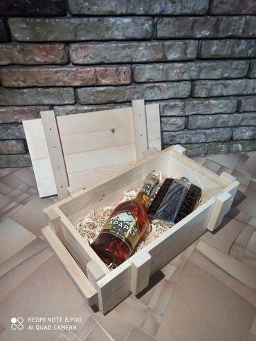 слинги варианты в Кыргызстан: Ящик военный на подарок мужчине. Стильная упаковка подарка. Есть много