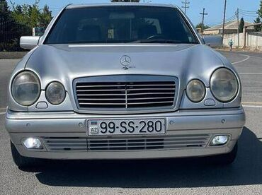 133 elan | NƏQLIYYAT: Mercedes-Benz E 280 2.8 l. 1998 | 365000 km