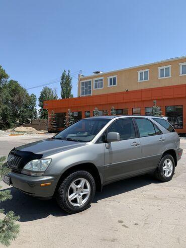 Lexus - Бензин - Бишкек: Lexus RX 3 л. 2001 | 153000 км