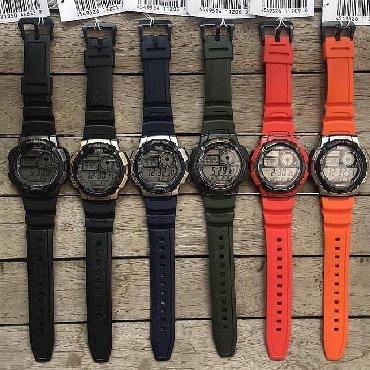 Хаки Мужские Наручные часы Casio