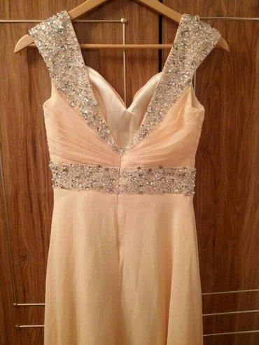 Продаю вечернее платье. Ткань шифон. в Бишкек