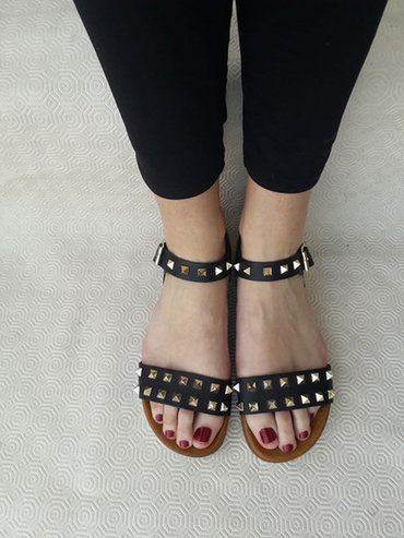 Ženska obuća | Valjevo: Sandale broj 38 - jako udobne i lagane. Prelepe- broj 38 gaziste