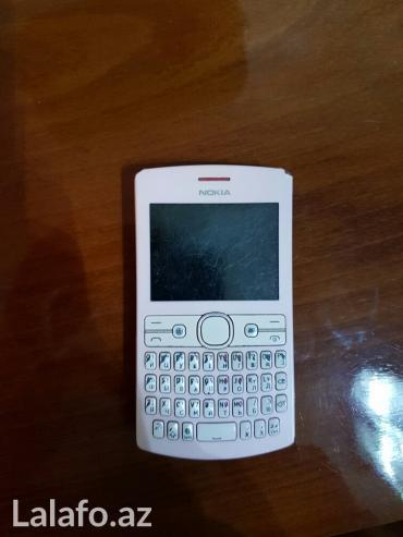 Bakı şəhərində Nokia 205 .Təzəliyindən menim istifadəmdə olub. orginaldı.