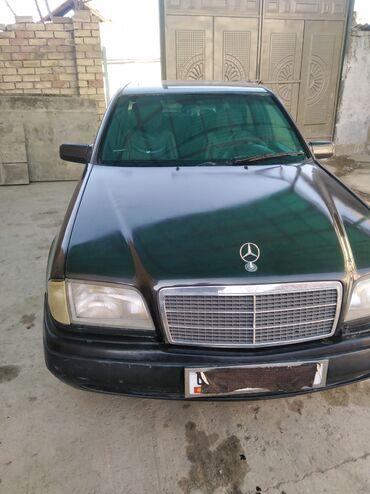 Mercedes-Benz C 280 2.8 л. 1995   350000 км