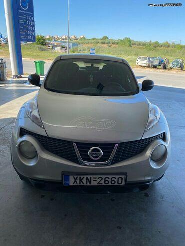 Nissan Juke 1.6 l. 2011 | 102741 km