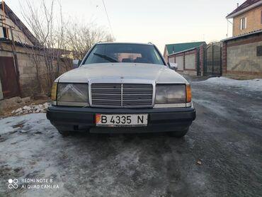 mercedes t1 в Кыргызстан: Mercedes-Benz 230 2.3 л. 1989 | 500000 км