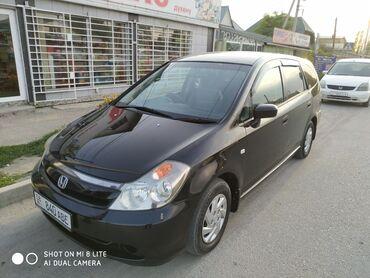 черная honda в Кыргызстан: Honda Stream 1.7 л. 2005 | 256 км