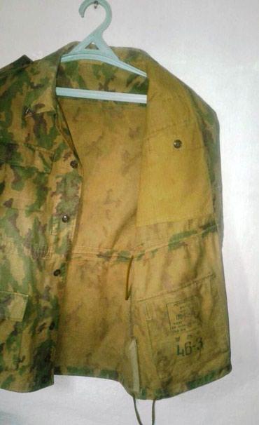 Куртка военная. Размер 48-50. Новая.  в Душанбе - фото 2